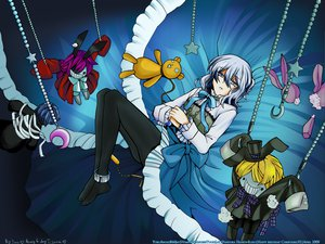 Rating: Safe Score: 29 Tags: blue echo pandora_hearts User: Zloan