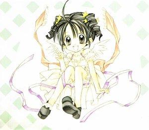 Rating: Safe Score: 3 Tags: arina_tanemura full_moon_wo_sagashite koyama_mitsuki User: Oyashiro-sama