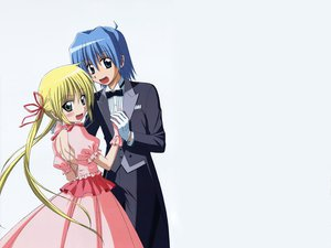 Rating: Safe Score: 13 Tags: ayasaki_hayate hayate_no_gotoku male sanzenin_nagi User: Oyashiro-sama