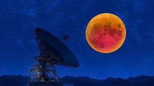 Rating: Safe Score: 83 Tags: mclelun moon night nobody original scenic sky stars watermark User: RyuZU