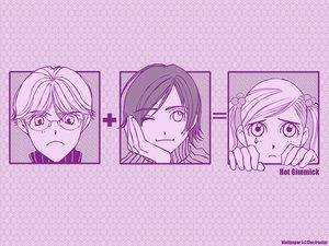 Rating: Safe Score: 1 Tags: aihara_miki hot_gimmick purple User: Oyashiro-sama