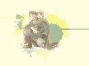 Rating: Safe Score: 20 Tags: axis_powers_hetalia germany_(hetalia) italy_(hetalia) User: Matiasu
