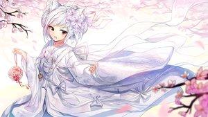 桜・花見の壁紙 1871×1052px 2155KB