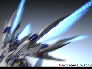 Rating: Safe Score: 9 Tags: mecha xenogears User: WhiteExecutor