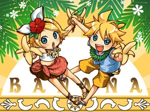 Rating: Safe Score: 8 Tags: food fruit kagamine_len kagamine_rin male vocaloid User: HawthorneKitty