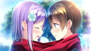 Rating: Safe Score: 33 Tags: akizuki_mizuho amazakura_misaki close ensemble_(company) game_cg male omoi_o_sasageru_otome_no_melody tagme_(artist) User: luckyluna