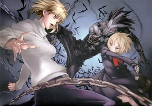 Rating: Safe Score: 42 Tags: arcueid_brunestud blonde_hair crossover fang gun nishieda red_eyes shingetsutan_tsukihime short_hair vampirdzhija_vjedogonia vampire vjedogonia weapon User: Tensa