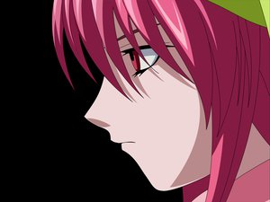 Rating: Safe Score: 18 Tags: close elfen_lied lucy_(elfen_lied) pink_eyes pink_hair vector User: Oyashiro-sama
