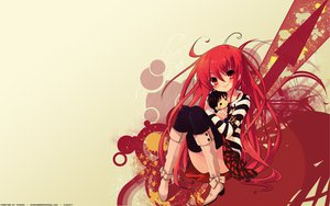 Rating: Safe Score: 42 Tags: itou_noiji shakugan_no_shana shana User: Oyashiro-sama