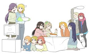 Rating: Safe Score: 64 Tags: ayase_arisa ayase_eri food fruit group hoshizora_rin kasa_list koizumi_hanayo kotatsu kousaka_honoka kousaka_yukiho love_live!_school_idol_project minami_kotori nishikino_maki orange_(fruit) sonoda_umi toujou_nozomi yazawa_nico User: FormX