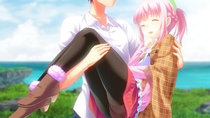 Rating: Safe Score: 36 Tags: game_cg houjou_akito ichiha_nia pink_eyes pink_hair touhikou_game yasuyuki User: Precursor