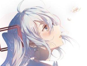 Rating: Safe Score: 37 Tags: blue_eyes blue_hair blush cherry_blossoms close flowers hatsune_miku long_hair taka_(0taka) twintails vocaloid User: otaku_emmy