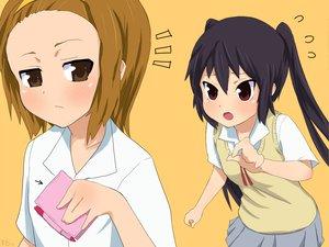Rating: Safe Score: 0 Tags: k-on! nakano_azusa tainaka_ritsu User: HawthorneKitty