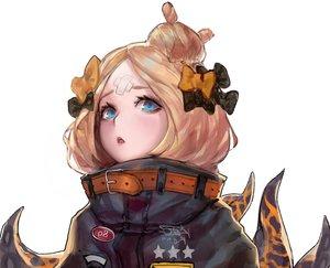 Rating: Safe Score: 50 Tags: abigail_williams_(fate/grand_order) aqua_eyes blonde_hair bow cropped fate/grand_order fate_(series) loli rsef tentacles white User: otaku_emmy