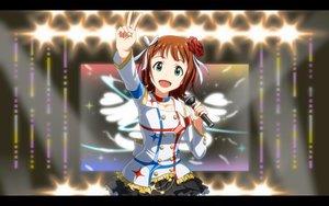 Rating: Safe Score: 17 Tags: amami_haruka idolmaster kouchou_(artist) User: RyuZU