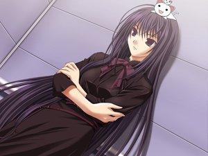 Rating: Safe Score: 22 Tags: azumanga_daioh ever17 komachi_tsugumi nekokoneko parody User: Oyashiro-sama