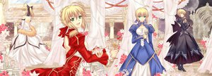 Fate/unlimited codesの壁紙 2225×800px 1510KB