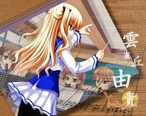 Rating: Safe Score: 9 Tags: bra-ban! hibarigaoka_yuki kobuichi muririn yuzusoft User: Zero