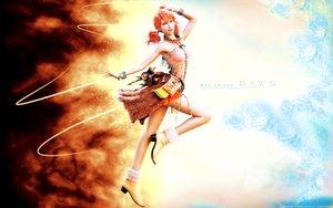 Rating: Safe Score: 82 Tags: final_fantasy final_fantasy_xiii oerba_dia_vanille orange_hair tagme_(artist) watermark User: birdy73