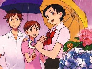 Rating: Safe Score: 15 Tags: blood_(anime) otonashi_saya rain tagme water User: Oyashiro-sama