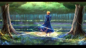 Fate/stay nightの壁紙 1800×1000px 2586KB