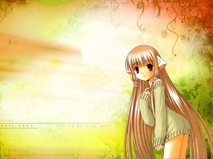 Rating: Questionable Score: 15 Tags: chii chobits User: 秀悟
