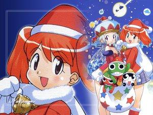 Rating: Safe Score: 3 Tags: christmas keroro_gunsou sergeant_keroro User: Oyashiro-sama