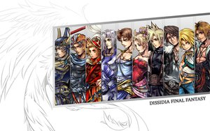 Rating: Safe Score: 42 Tags: bartz_klauser cecil_harvey cloud_strife dissidia_final_fantasy final_fantasy firion onion_knight squall_leonhart terra_branford tidus warrior_of_light zidane_tribal User: haru3173