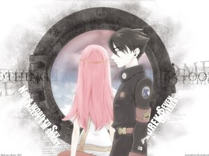 Rating: Safe Score: 0 Tags: anemone dominic_sorel eureka_seven User: Oyashiro-sama