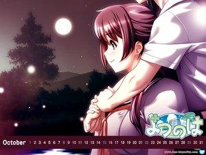 Rating: Safe Score: 10 Tags: calendar tagme yotsunoha User: Oyashiro-sama