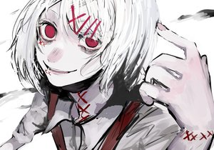 Rating: Safe Score: 3 Tags: all_male close male polychromatic suzuya_juuzou tagme_(artist) tokyo_ghoul User: luckyluna