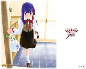 Rating: Safe Score: 1 Tags: crazy_clover_club fate/stay_night matou_sakura User: Oyashiro-sama