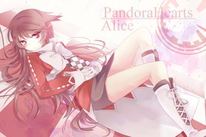 Rating: Safe Score: 54 Tags: alice_(pandora_hearts) brown_hair long_hair pandora_hearts tagme_(artist) User: Wiresetc