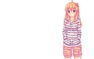 Rating: Safe Score: 106 Tags: blonde_hair brown_eyes fast-runner-2024 hoodie long_hair original shorts tiffy white User: RyuZU