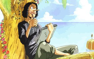 Rating: Safe Score: 3 Tags: one_piece usopp User: haru3173