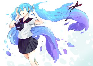 Rating: Safe Score: 51 Tags: akagire bottle_miku hatsune_miku vocaloid User: BoobMaster