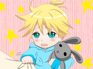 Rating: Safe Score: 19 Tags: kagamine_len vocaloid User: HawthorneKitty