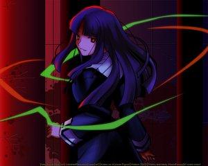 Rating: Safe Score: 17 Tags: asagami_fujino blood kara_no_kyoukai red_eyes signed User: acucar11