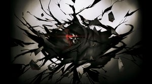 Rating: Safe Score: 64 Tags: ainz_ooal_gown all_male black cape cropped gradient hoodie male overlord polychromatic skull so-bin third-party_edit User: RyuZU