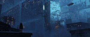 Rating: Safe Score: 75 Tags: asteroid_ill blue building city jpeg_artifacts landscape original scenic User: SirArgus