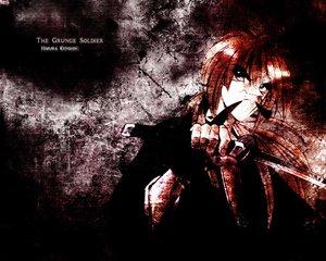 Rating: Safe Score: 7 Tags: all_male blood himura_kenshin katana male rurouni_kenshin scar sword weapon User: Nocyta