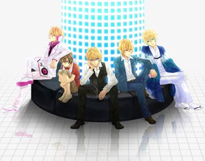 Rating: Safe Score: 17 Tags: durarara!! heiwajima_shizuo User: HawthorneKitty