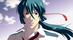 Rating: Questionable Score: 7 Tags: all_male close macross macross_frontier male saotome_alto User: 秀悟