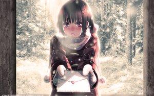 Rating: Safe Score: 82 Tags: forest minami_seira snow tree valentine User: Mund