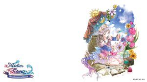 Rating: Questionable Score: 30 Tags: atelier_totori totooria_helmold User: 秀悟
