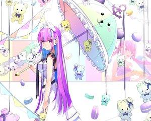 Rating: Safe Score: 50 Tags: cqingwei cropped hololive minato_aqua umbrella User: mattiasc02