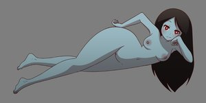Rating: Explicit Score: 45 Tags: adventure_time barefoot black_hair breasts long_hair marceline mike_inel nipples nude pussy red_eyes transparent vampire waifu2x User: otaku_emmy