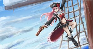 Rating: Safe Score: 64 Tags: arceon captain_liliana queen's_blade User: mattiasc02