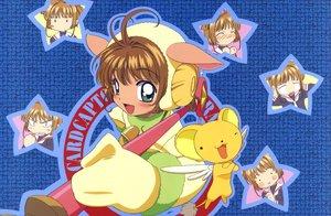 Rating: Safe Score: 3 Tags: card_captor_sakura clamp kero kinomoto_sakura scan User: RyuZU