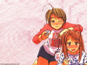 Rating: Safe Score: 1 Tags: love_hina User: Oyashiro-sama